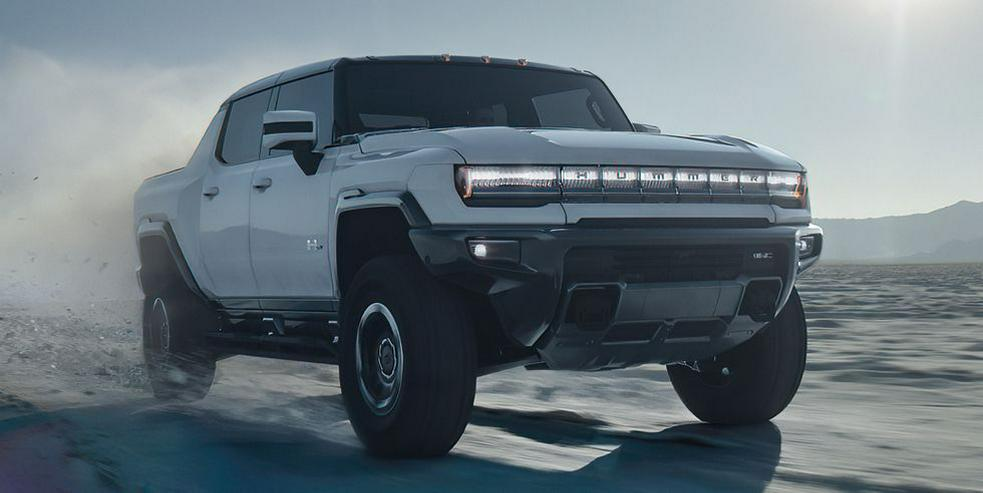 2022 GMC Hummer EV!