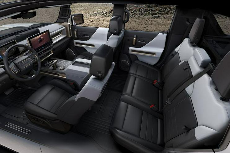 Bild 4: 2022 GMC Hummer EV!