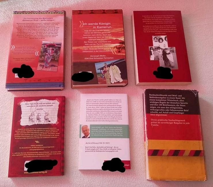 Bild 2: Verschiedene Bücher