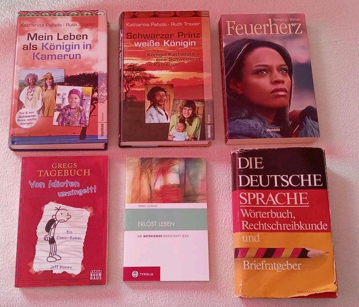 Verschiedene Bücher - Wörterbücher - Bild 1
