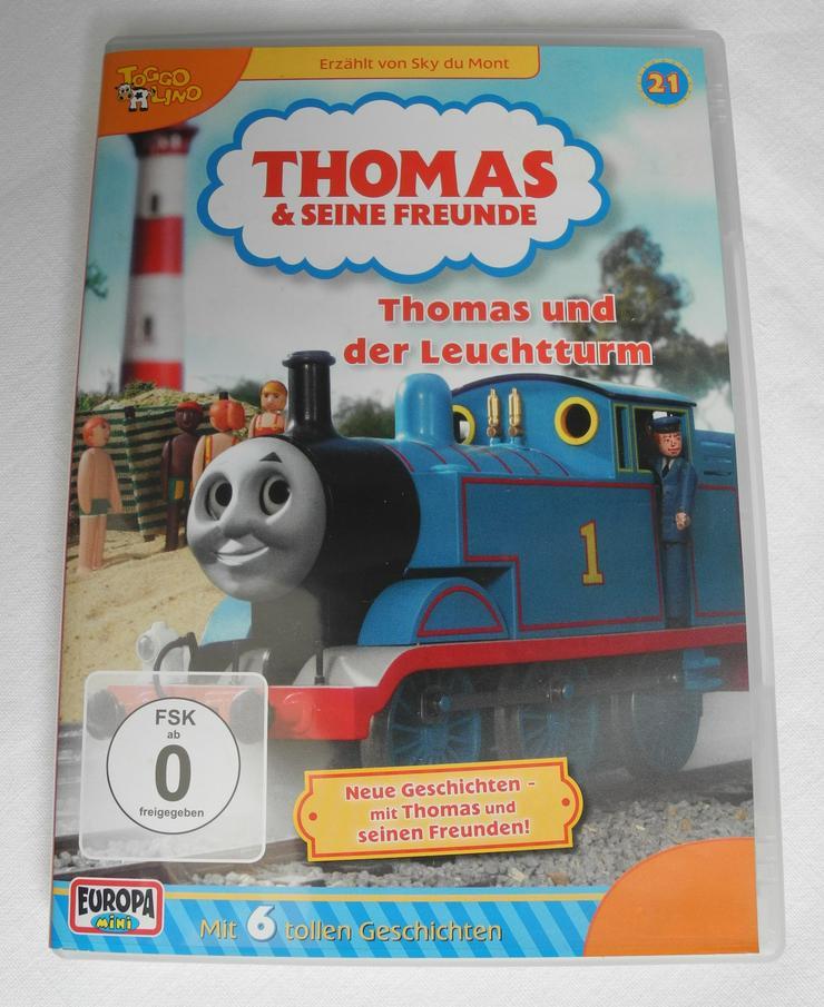 """DVD Thomas & seine Freunde """"Thomas und der Leuchtturm"""""""