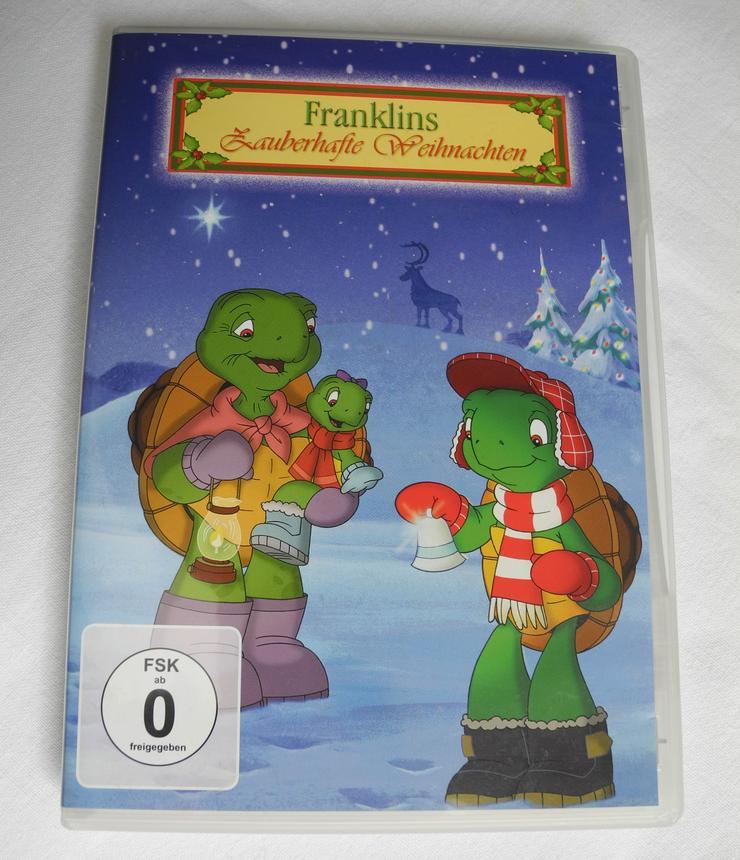 DVD Franklins zauberhafte Weihnachten