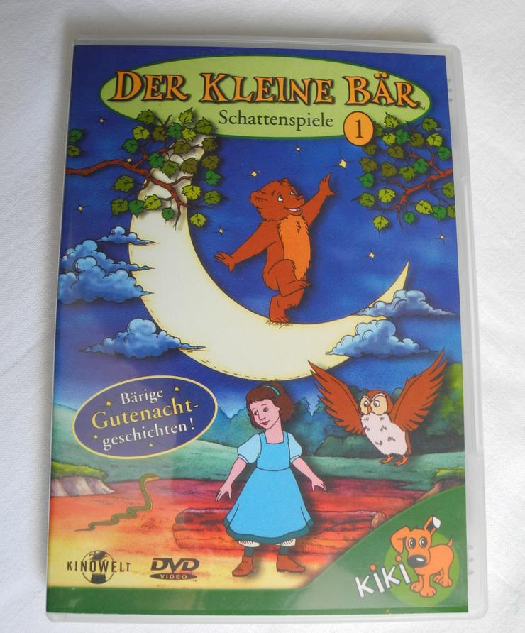 """DVD """"Der kleine Bär Schattenspiele"""""""