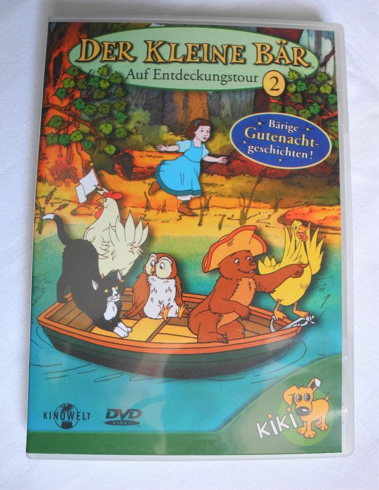 """DVD Der kleine Bär """"Auf Entdeckungstour"""""""