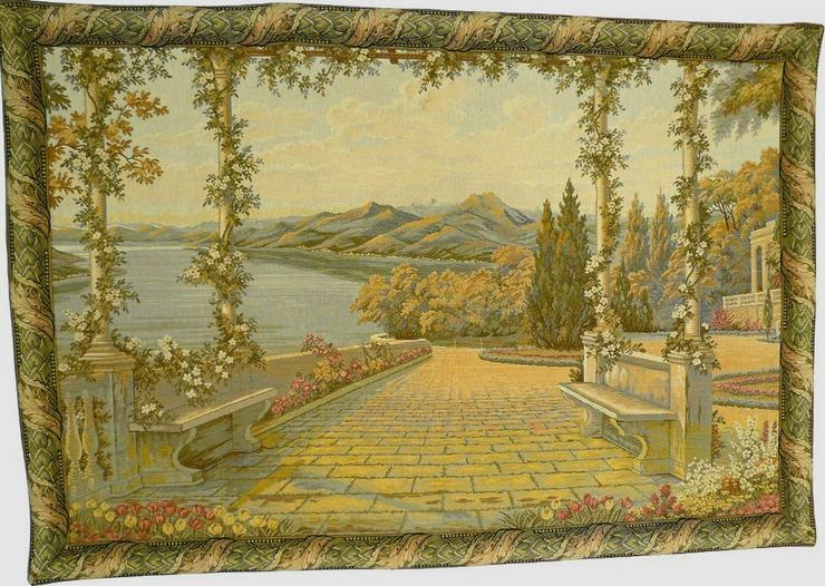 Gobelin Bildteppich Lago Maggiore (G043)