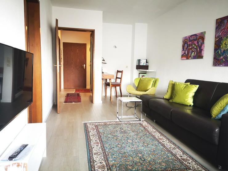 Ferienwohnung Lina, 2-Zim. für 1-3 Personen, ruhige Lage, stadnah