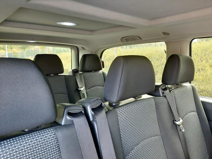 Bild 6: Mercedes-Benz Vito 113 CDI 136PS  9 Sitze Extra Lang