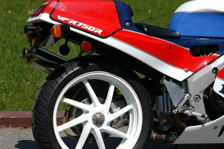 Bild 6: 1988 Honda VFR750R
