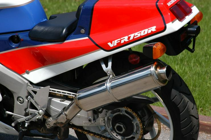 Bild 5: 1988 Honda VFR750R