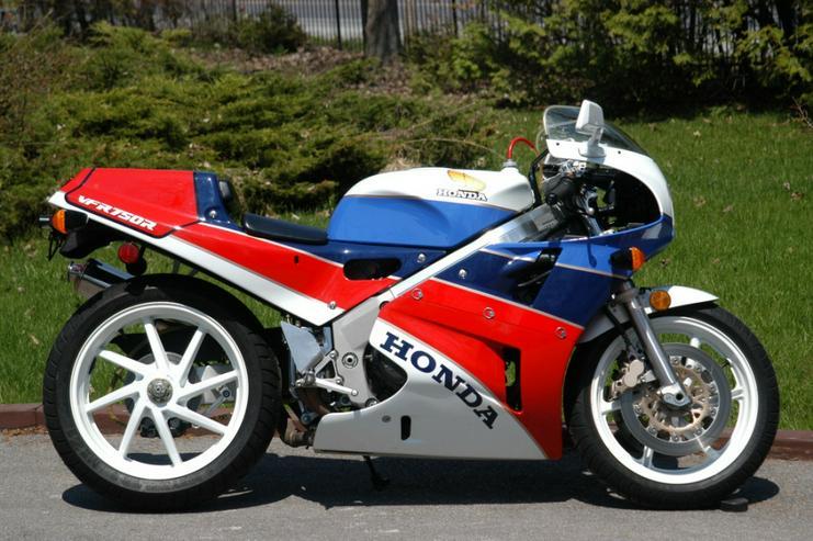 Bild 4: 1988 Honda VFR750R