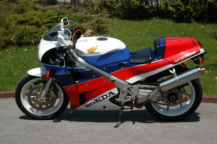 Bild 3: 1988 Honda VFR750R