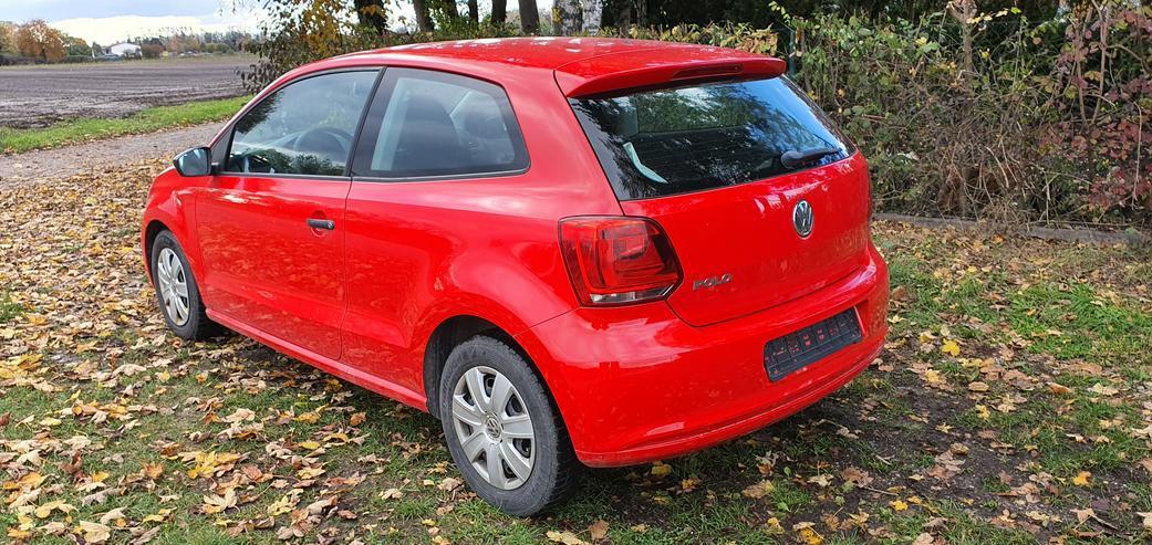VW Polo TÜV Bremsen NEU