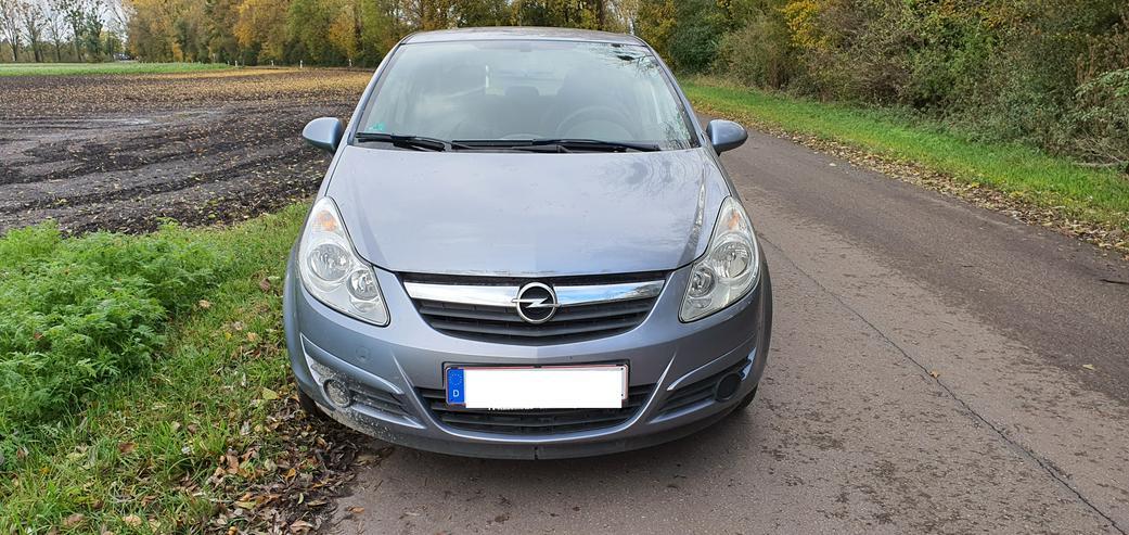 Opel Corsa 1,2 16V Mit TÜV