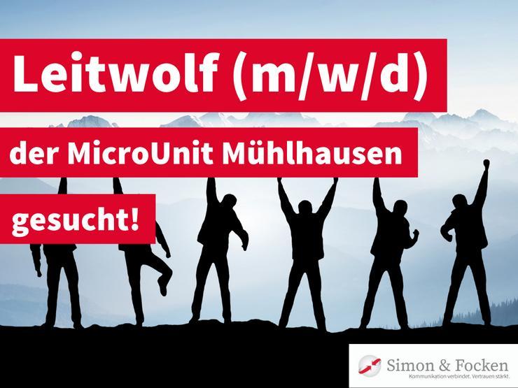Leiter (m/w/d) der MicroUnit in Mühlhausen