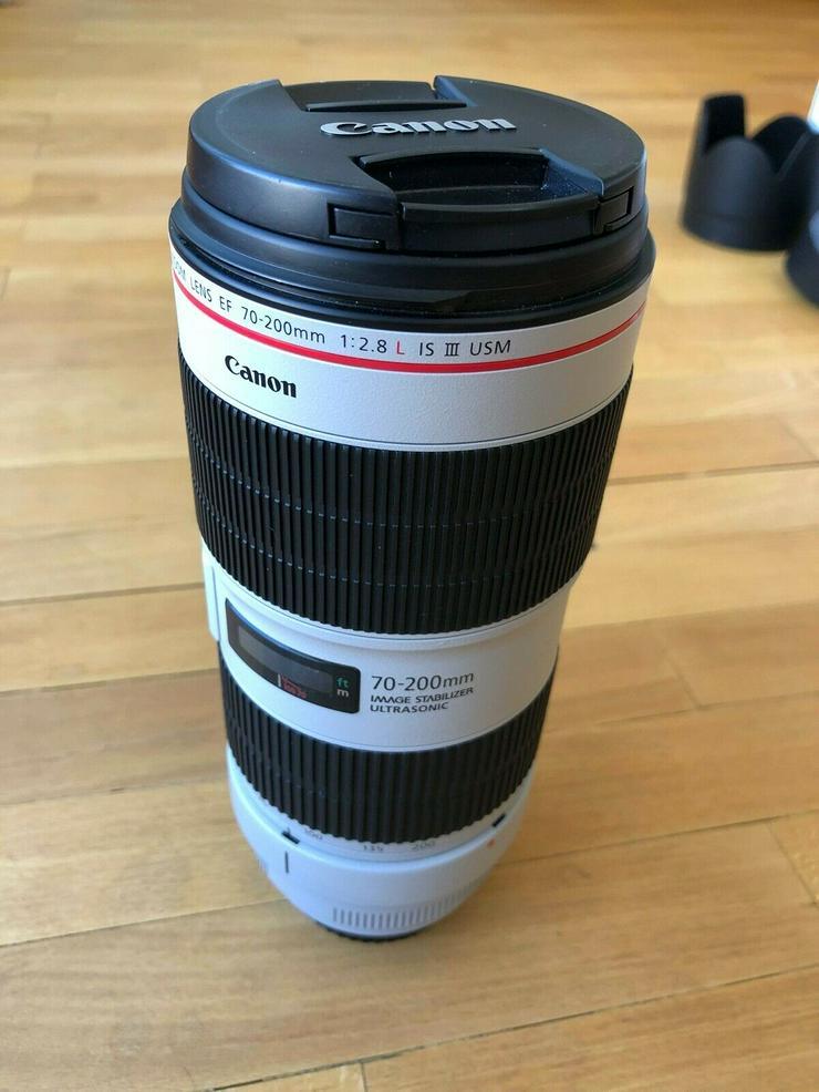 Canon EF 70-200mm f/2.8L IS III USM Zoomobjektiv