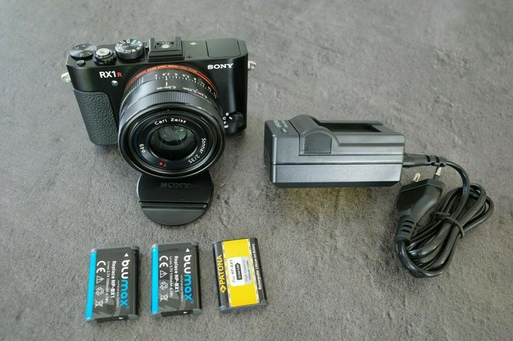 Sony Cyber-Shot DSC-RX1R II Digitalkamera