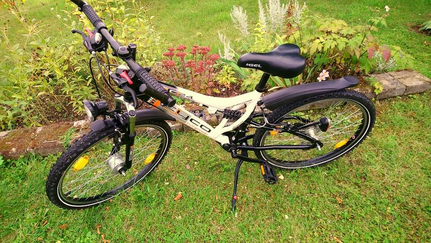 Kinderfahrrad 24er Mountainbike 21 Gang Cyco Vollgefedert