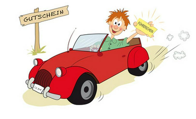Fahrstunden Gutschein  - Auto & Motorrad - Bild 1