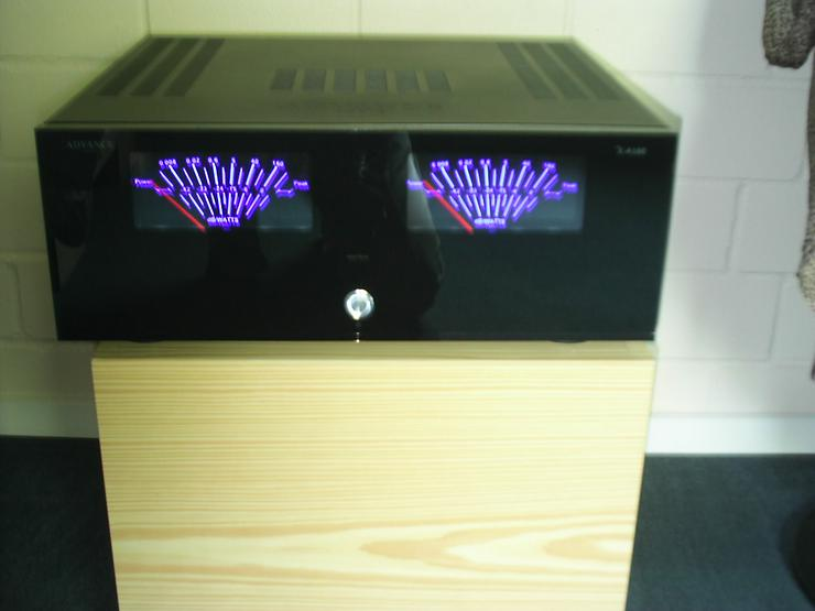 Advance-Paris Stereo Endverstärker