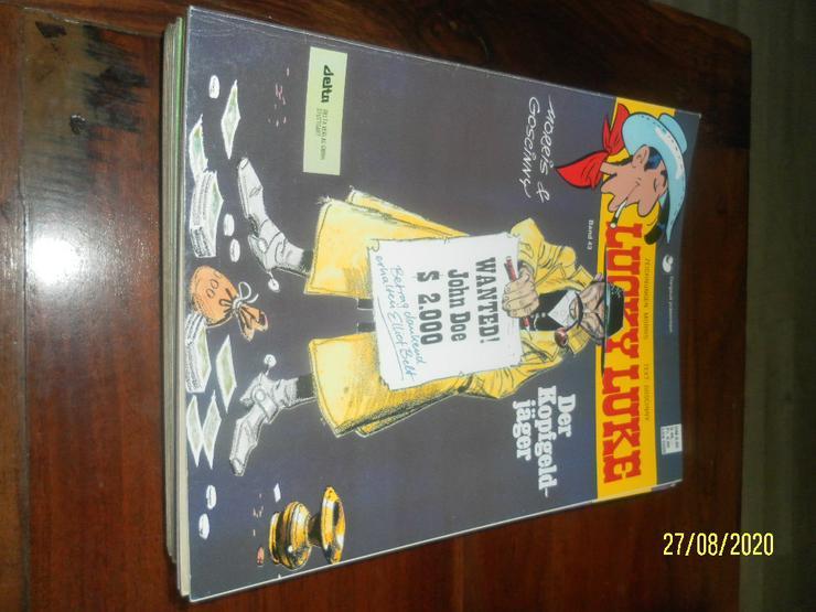 Lucky Luke Comics 25 Stück