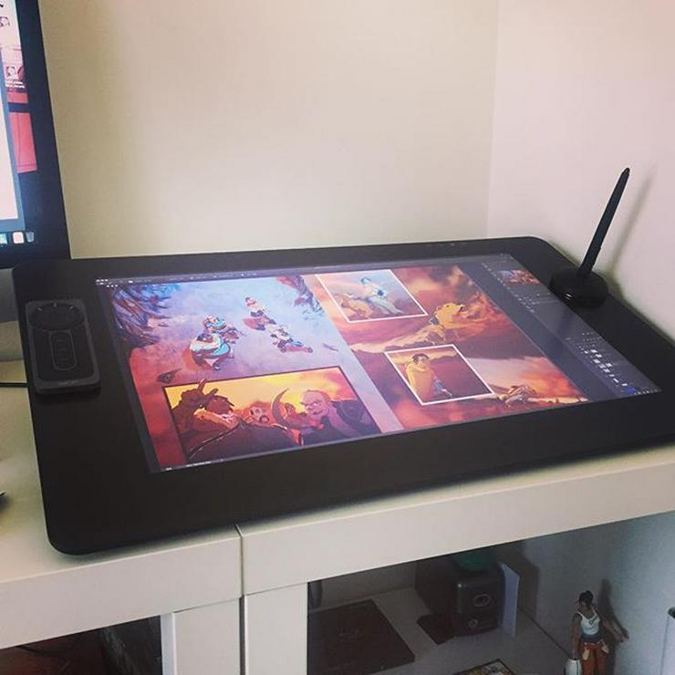 Wacom Cintiq Pro 24 Grafik Tablet