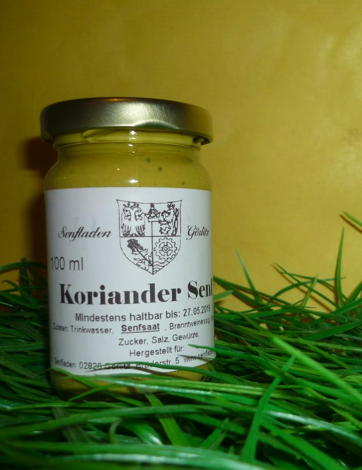 Koriander Senf 100 ml