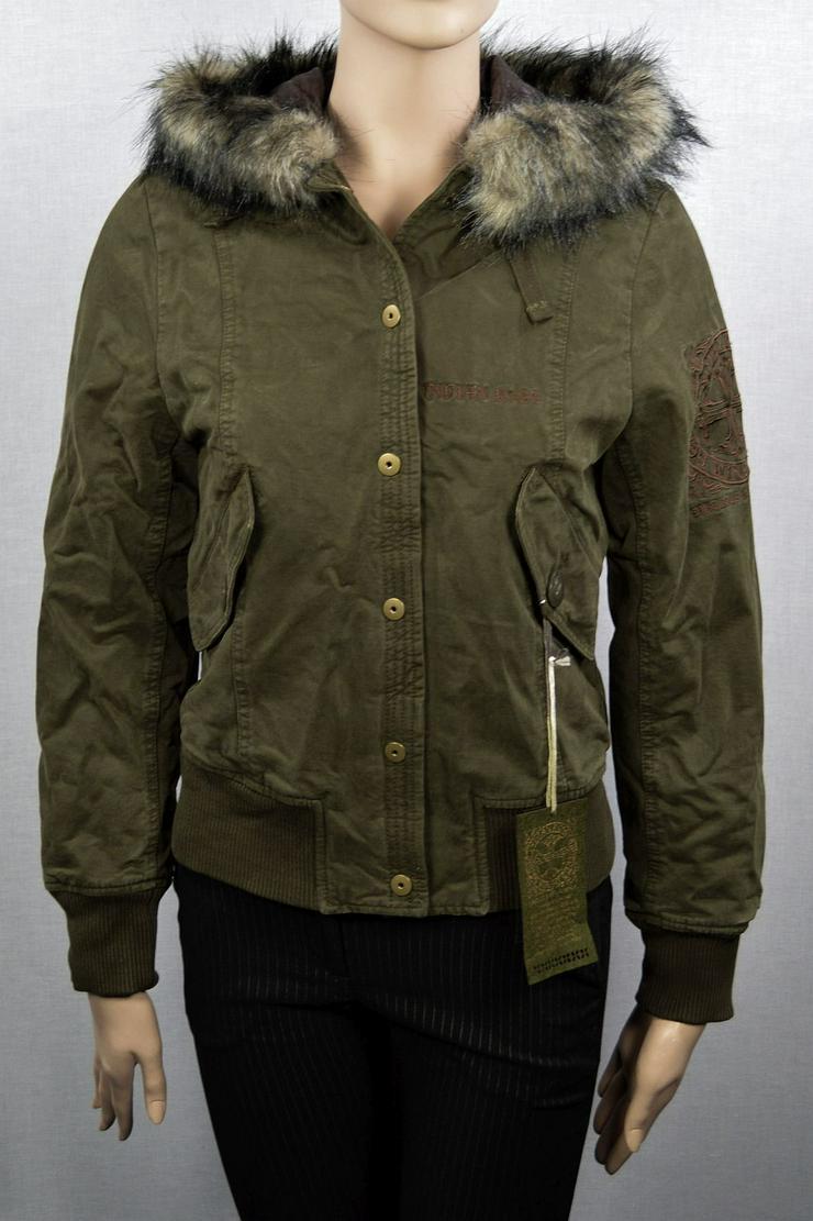 Indian Rose Eliana Damen Jacke Herbstjacke Winterjacke 43101404