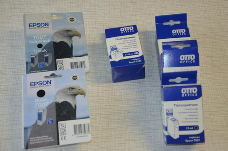 Tintenpatronen für EPSON Stylus Photo