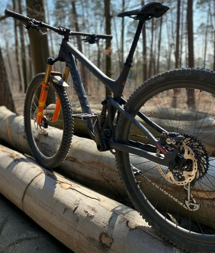 Bild 4: Fahrrad Pivot Mach 4sl 2020 Fox factory 34 Carbon Laufräder 12kg grösse L