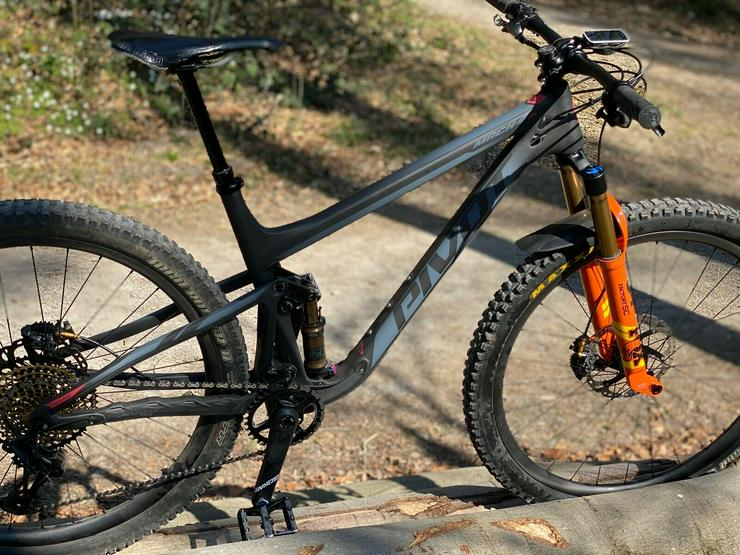 Bild 5: Fahrrad Pivot Mach 4sl 2020 Fox factory 34 Carbon Laufräder 12kg grösse L