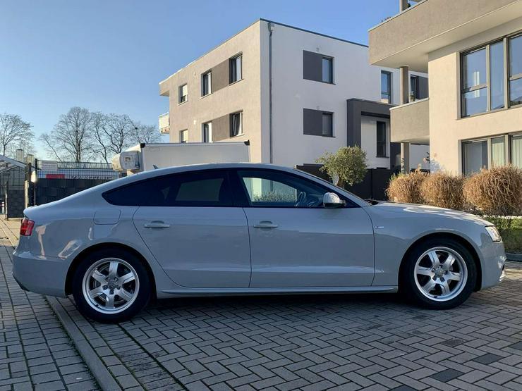Bild 5: 2014 Audi A5 S line 3.0 TDI Sportback DPF multitronic
