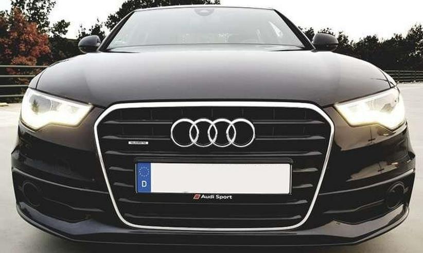 Bild 3: Audi A6 3.0 TDI quattro S tronic (S-Line Sportpaket )