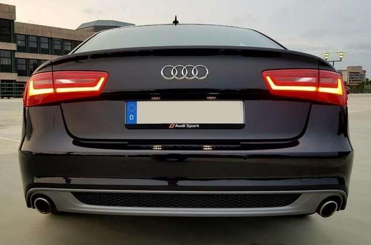 Bild 4: Audi A6 3.0 TDI quattro S tronic (S-Line Sportpaket )