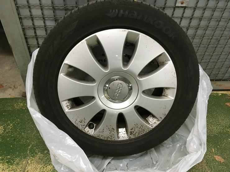 Audi A 3 Felgen und Reifen