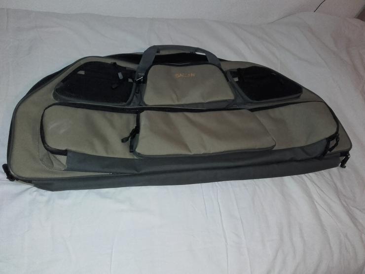 Bogentasche für Compoundbogen
