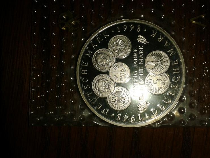 50 Jahre Deutsche Mark
