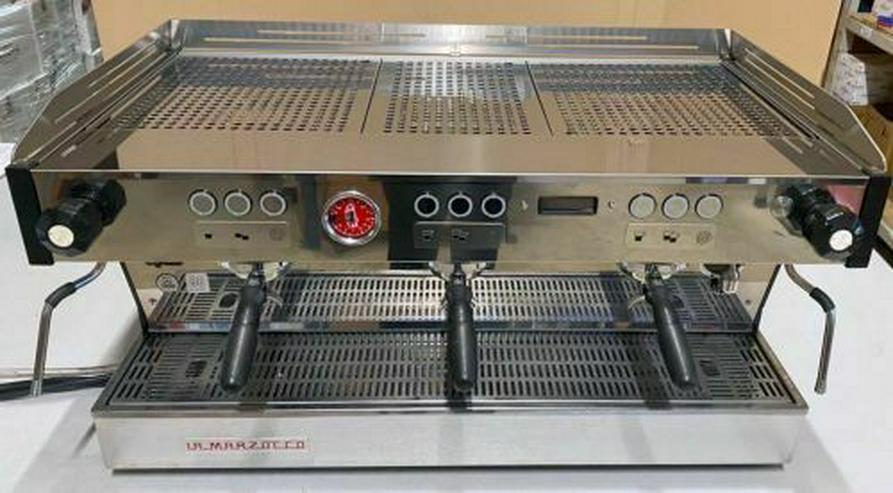 La Marzocco Linea PB AV Automatische 3-Gruppen-Espressomaschine 2019