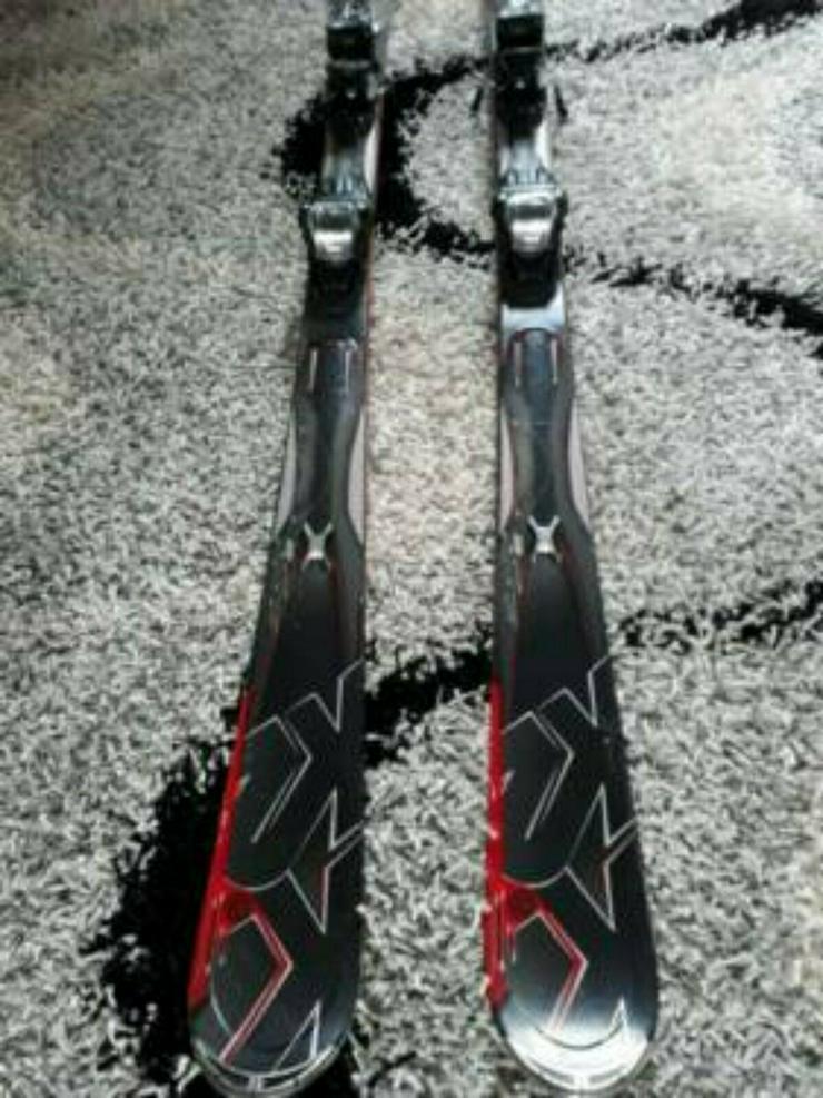 Profi Skiausrüstung K2 Skier, Head Schuhe, Alpina Helm, etc. Komplettset