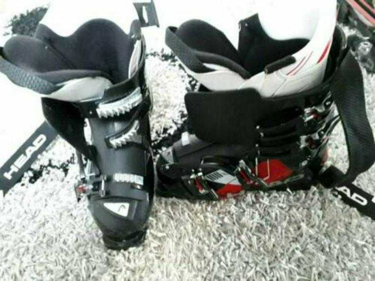 Bild 2: Profi Skiausrüstung K2 Skier, Head Schuhe, Alpina Helm, etc. Komplettset