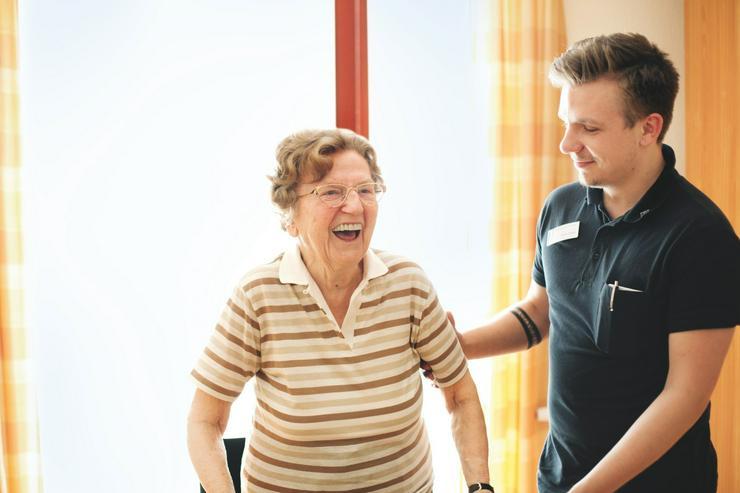 Auszubildende als Pflegefachfrau/Pflegefachmann/Pflegefachkraft (m/w/d) ID 4064