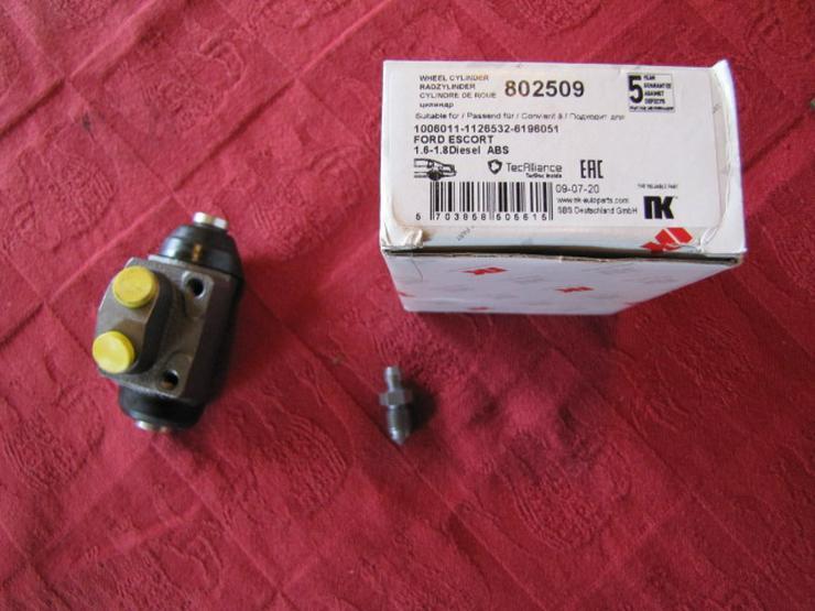 FORD Radbremszylinder NK 802509 - NEU & OVP