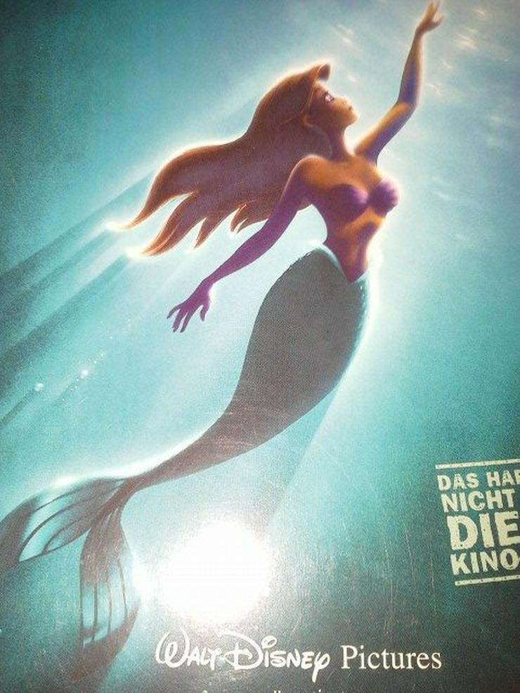Presseheft 1989 Arielle Die Meerjungfrau Disney Zeichentrick
