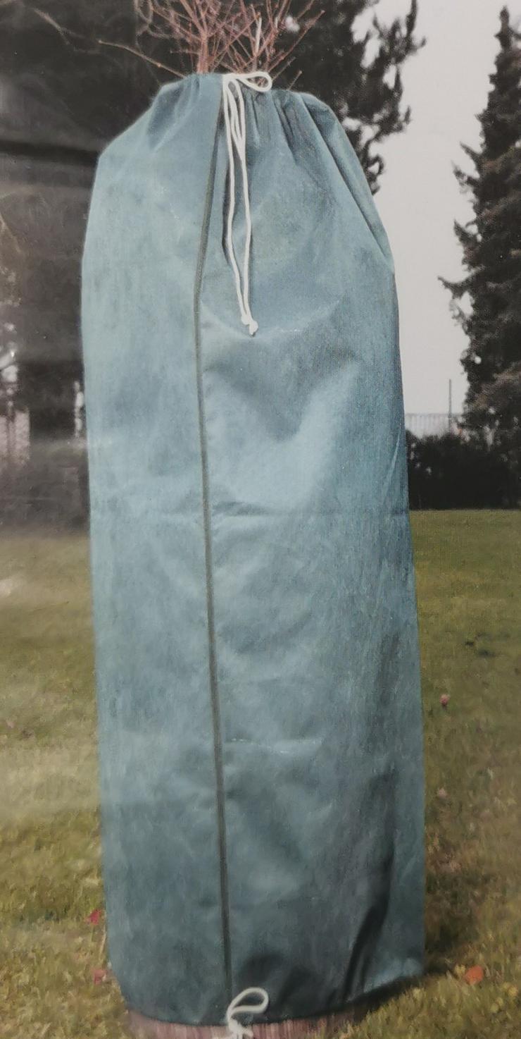 Xclou Mantelvlies mit Reißverschluß 116 cm x Ø37,5cm