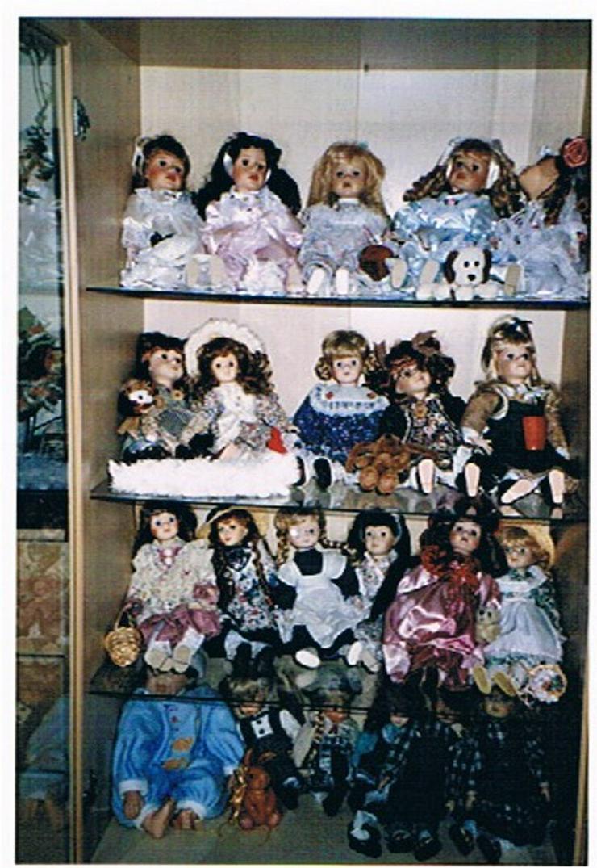 süße Puppen - Figuren - Bild 1