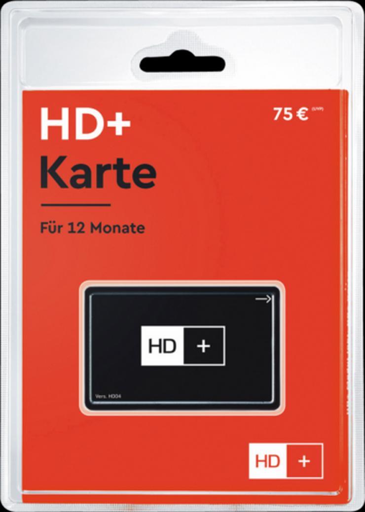 HD+ Karte für SAT Empfang