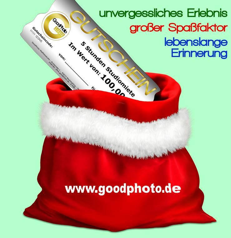 Fotoshooting Geschenkgutschein