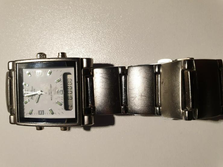 Biete: Herren Armbanduhr PHILIP PERSIO Quarzt 3
