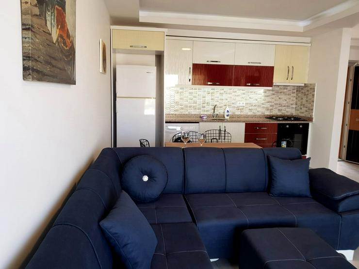 Bild 2: Türkei, Alanya. Möbl. 2 Zi. Wohn. in einer Luxus Residence. 414
