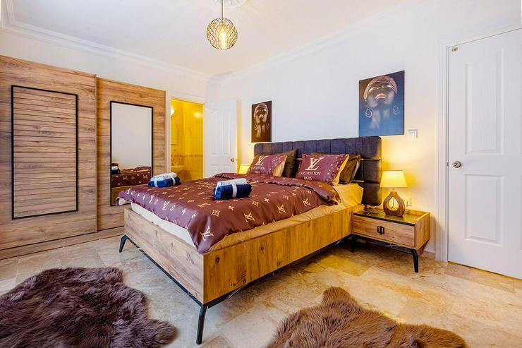 Bild 6: Türkei, Alanya, 3 Zi. Wohnung mit ein wenig Meerblick, 415