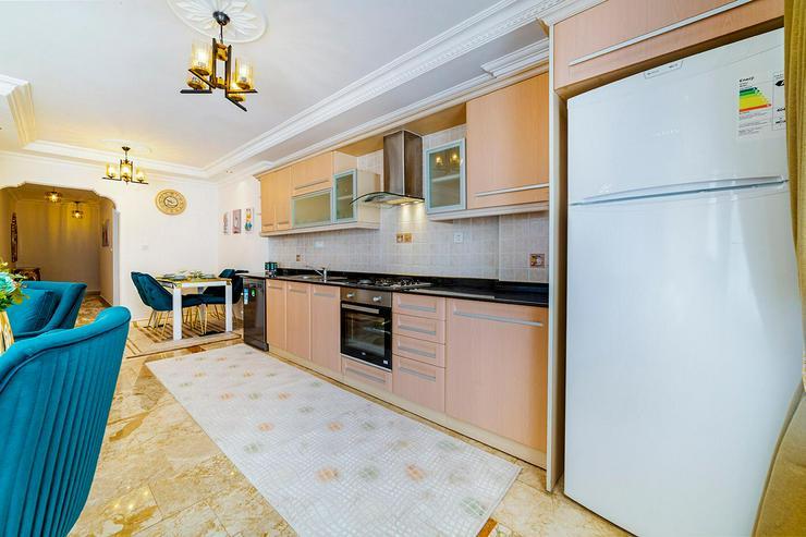 Bild 3: Türkei, Alanya, 3 Zi. Wohnung mit ein wenig Meerblick, 415
